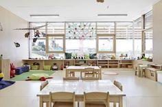 SOLID architecture ZT GmbH | Kindergarten Neufeld an der Leitha