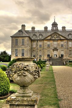 Belton House Ornate Garden by fluffmeister1, via Flickr
