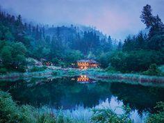 Calistoga Ranch, Napa: California Resorts : Condé Nast Traveler