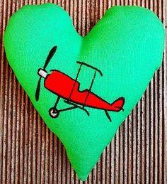 Hier mein 133. Herz für Dich: Du hast einen Rundflug gewonnen