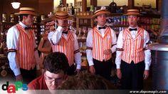 This is Halloween - Dapper Dans of Disneyland - Halloweentime - Main Street, USA