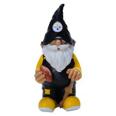 """Pittsburgh Steelers Gnome - 11"""""""