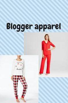 We blog at home because we want to. We wear pajamas to work because we can. Blogwear and coffee is the best! #pajamas #blogger #blogwear #ad #ShopStyle
