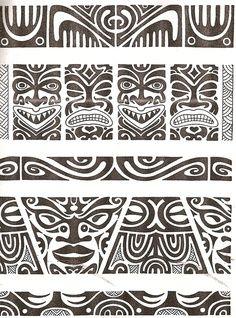 30 Best Maori Tatoos Images Polynesian Tattoos Tribal Tattoos