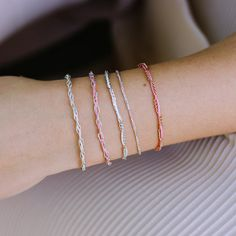 Set PASTEL LOVE ab  € 29,00  - € 185,00 Pink White, Delicate, Pastel, Spirit, Bracelets, Jewelry, Pink, Crafts, Silver