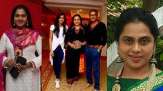 Actress Viji Chandrasekhar Family Photos - Alzhagi Serial Sundari