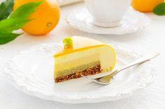 """Торт """"Апельсиново-абрикосовый""""... и еще немного вкусняшек. - Люблю готовить."""