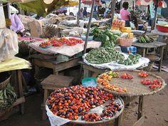 Benin City Market