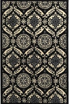 Medallions Area Rug  Express Your Style with an Elegant Wool Rug  Item # 67688