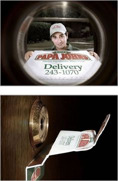 Pizza Delivery Trick