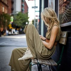 Find more khaki inspo at www.fashionaddict.com.au
