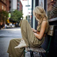 Find more khaki inspo at www.fashionaddict.com.au