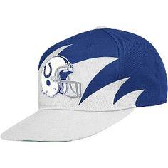 Mitchell & Ness Baltimore Colts Sharktooth Snapback Hat