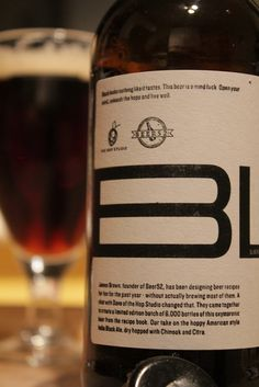 Name: Black Brewery: Hop Studio and Beers 52 collaboration, England ABV: 5.2% Style: Black IPA - After this initial bottled batch Black has been released under the name Obsidian. This is one of those finely balanced roast, sweet nutty, toffee malt vs bountiful, tropical fruit hop and bitterness - great malt 'n hop interplay. Seriously enjoyable and hope just as good under its new name. [8.5] #craftbeer #blackipa