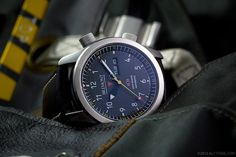 The Bremont MBII/TWG (The Watch Gallery)