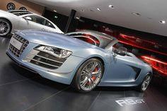 Audi R8 Spyder GT