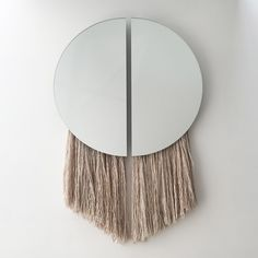 Apollo Mirror by Ben and Aja Blanc available at The Future Perfect!