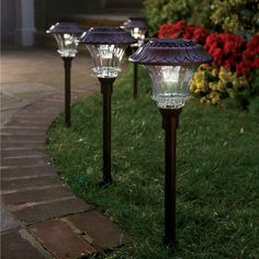 Best Solar Path Lights Ever Read The Reviews Our Customers Love Them Led Lighting Plow Hearth Gifts For Gardeners