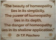 Quote on #Homeopathy Courtesy: #theothersong