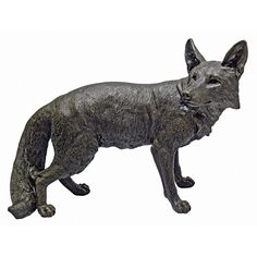 TOSCANO BUSHY TAIL FOX STAT 100208058