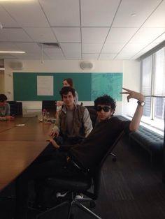 Nat & Alex at MTV