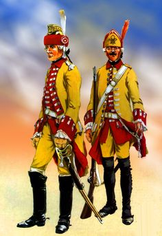 Foreign Volunteers de Clairmont-Prince