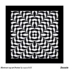 Posts about cool op art design written by grasshoppermind Illusion Kunst, Illusion Drawings, Illusion Art, Op Art Lessons, Cool Optical Illusions, Kunst Poster, Zentangle Patterns, Art Plastique, Geometric Shapes