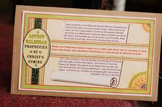 Inkablinka: Christ's Coming advent calendar - with scripture for each day and activities to help us be more like Christ
