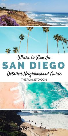 Where to stay in San Diego, a guide to the best neighborhoods. Travel to San Diego, California, a beach town with tons of things to do. Spend your vacation in Old Town, an area known for its Mexican food. North Park features a variety of restaurants and t San Diego Vacation, San Diego Travel, San Diego Area, San Diego Zoo, North Park San Diego, Old Town San Diego, San Diego Neighborhoods, San Diego Hotels, Beaches In San Diego