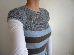 sweater pattern, free