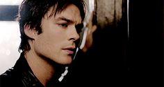 Damon Salvatore Vampire Diaries, Ian Somerhalder Vampire Diaries, Vampire Diaries Funny, Vampire Diaries The Originals, Ian Somerholder, Jennifer's Body, Star Character, Mystic Falls, Grunge Girl