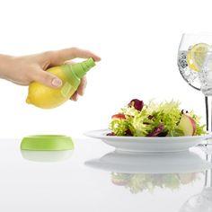 Lekue: Citrus Spray ... fiu-fiu a les amanides i receptes, genial!