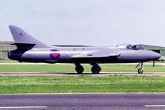 Hawker HUNTER GA.11 fighter