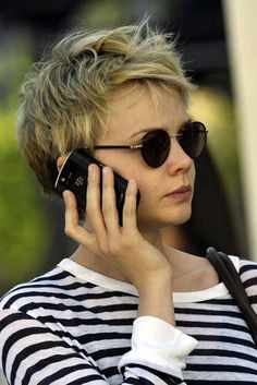 7.Messy Pixie Hairstyles