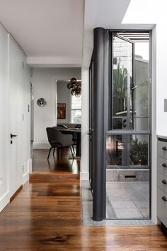 I am forever in awe of architects who are willing to maintain original features in a refurbishm...