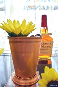 The Viking Daisy - A Preakness Cocktail for the Maker's Mark # ...