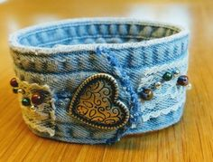 Faded Memories Bracelet by Chris Rehkop  - featured on Jewelry Making Journal