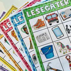 Wohoo🤗 Snart kommer et skikkelig morsomt opplegg for begynnerleseren, som gir motivasjon til lesingen og som samtidig øver leseforståelsen!🙌 Er elevene dine klare for små lesenøtter?😄 Teaching, Instagram, Education, Onderwijs, Learning, Tutorials