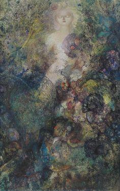 Asphodele by Leonor Fini