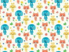 Patterns : Gaston Caba