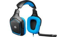 Micro casque Logitech G430 à 39.90€ sur Amazon (Config-Gamer)