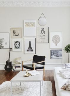12 Gallery Walls to Inspire Your Next Weekend Project – Wit & Delight