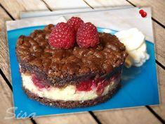 Hrnčekové recepty: Margotkovo - malinový zákusok. Tiramisu, Sweet Tooth, Cheesecake, Food And Drink, Ethnic Recipes, Cheesecake Cake, Cheesecakes, Cheesecake Bars