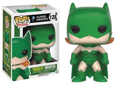 Pop Funko: DC Heroes - Batgirl As Poison Ivy Imposter