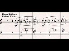 Happy Birthday Wagner Style - YouTube
