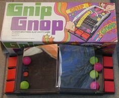 70s toys | or Ping Pong spelled backwards .