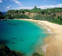Breathtaking Beaches You Must Visit Before You Die.....  Baia do Sancho       Location: Fernando de Noronha, Brazil