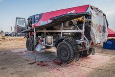 Hoogte punten Dakar Rally