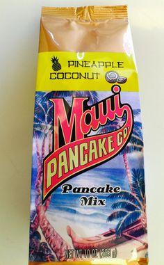 Pancake Mix - Pineapple Coconut