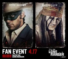 The #LoneRanger is coming to Las Vegas to view for FREE.  Click to read.